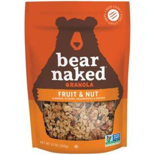 Free Bear Naked Granola Sample at Walmart