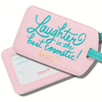 Expired: Free Benefit Cosmetics Luggage Tag at Sephora Inside JCPenney