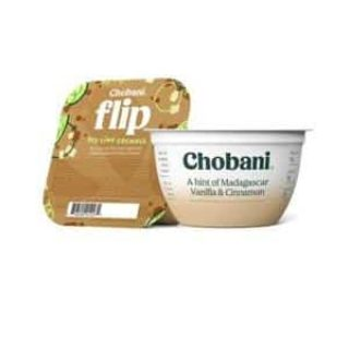 Free Chobani Greek Yogurt