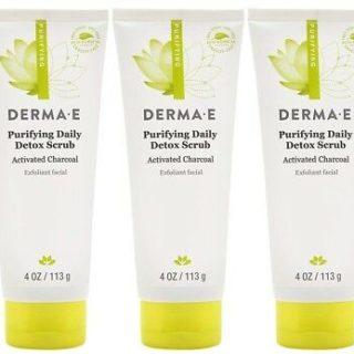 Free Derma-E Purifying Detox Scrub