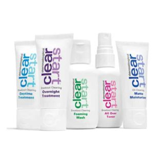 Free Dermalogica Clear Start Breakout Kit