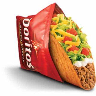 Free Doritos Locos Taco June 18th