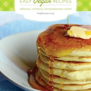 Free Easy Vegan Recipes Book
