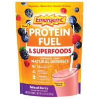 Free Emergen-C Protein Fuel & Superfoods Sample