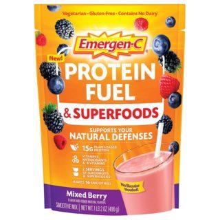 Free Emergen-C Protein Fuel & Superfoods Sample