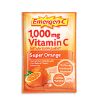 Free Emergen-C Vitamin Drink Mix Sample