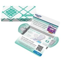 Expired: Free Equate Options Pad and Liner and Assurance Sample Packs for Women