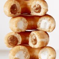 Free Filled Doughnut @ Krispy Kreme