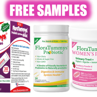 Free FloraTummys 5-Day Sample Pack