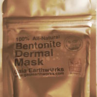 Sample of Gaia Earthworks Dermal Mask (Now has a $6 Shipping Charge)