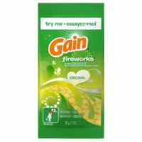 Free Gain Fireworks Sample at Sam's