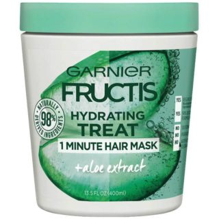 Free Garnier Fructis Hair Mask Sample