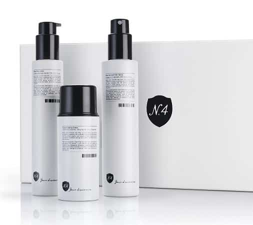 FREE Number 4 Hair Care Sample...