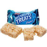 Free Halloween Rice Krispies Treat