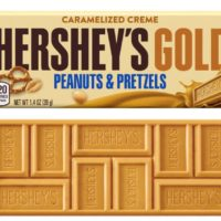 Free Hershey's Gold Sample at Walmart Stores