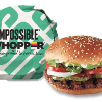 Free Impossible Whopper