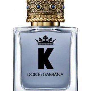 Free K by Dolce & Gabbana Fragrance Sample