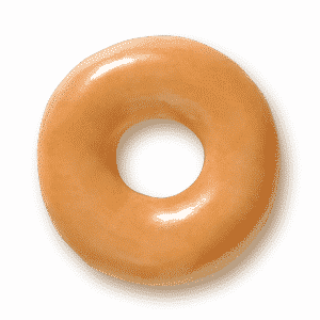 Free Mini Doughnut at Krispy Kreme