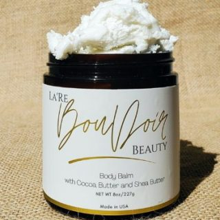 Free La'Re Boudoir Beauty Body Balm
