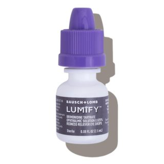 Free LUMIFY Redness Reliever Eye Sample
