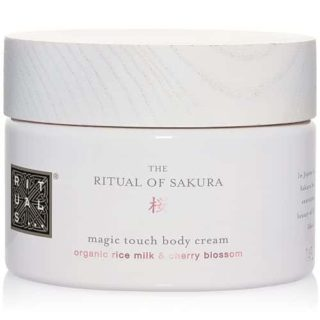 Free Magic Touch Body Cream Sample