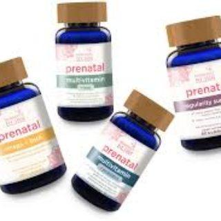 Free Mommy's Bliss Prenatal Vitamins