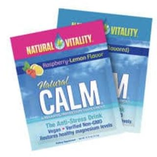 Free Natural Calm Sample Pack