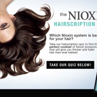 Expired: Free Nioxin Shampoo, Conditioner and Hair Treatment Samples