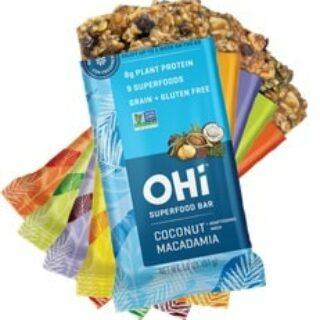 Free OHI Superfood Bar