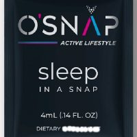 Free O'Snap Sleep Supplement Sample