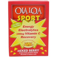 Expired: Free Ola Loa Multi Vitamin Samples