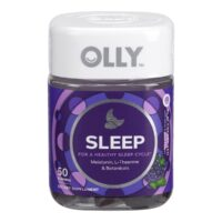 Free Kind Energy bar and Olly Sleep Gummies at Sams Freeosk