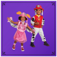 Free PAW Patrol Trick-o-Treat Event at Target