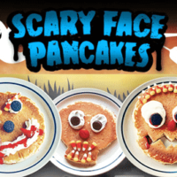 Free Pancake for Kids on 10/31