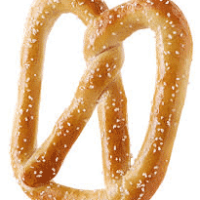 Free Pretzel at Pretzelmaker on 4/26