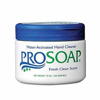 Free ProSoap Hand Cleaner Sample