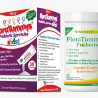 Free Probiotic Sample Pack