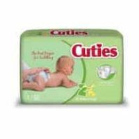 Free Sample of Cuties Baby Diapers