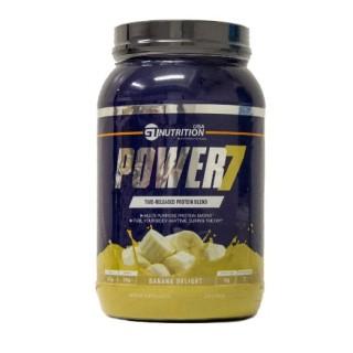 Free GT Nutrition POWER7 Banana Protein Powder Sample
