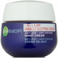 Expired: Free Sample of Garnier Ultra Lift Miracle Sleeping Cream