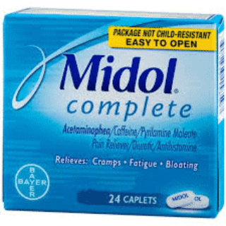 Expired: Free Sample of Midol Complete