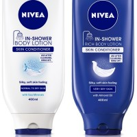 Free Sample of Nivea In-Shower Body Moisturizer