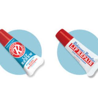 Expired: Free Sample of Robinson's Remedies Lip Renew or Lip Repair