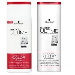 Expired: Free Schwarzkopf Ultime Diamond Color and Radiance Shampoo and Conditoner Samples