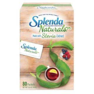 Expired: Free Sample of Splenda Naturals Stevia Sweetener
