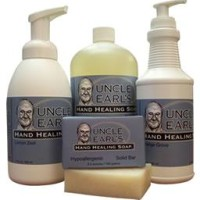 Free Uncle Earl's Hand Healing Soap Sample