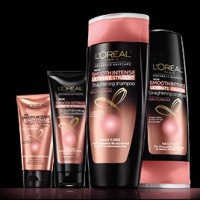 Free Sample of L'Oreal Ultimate Straight Shampoo, Conditioner and Hair Treatment