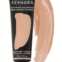 Free Sephora Collection Foundation Sample