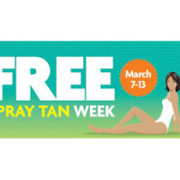Expired: Free Spray Tan at Sun Tan City