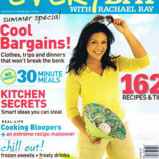 Expired: Free Issues of Everyday with Rachael Ray Magazine